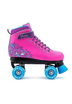 Vision II Pink Quad Skate - Size 2