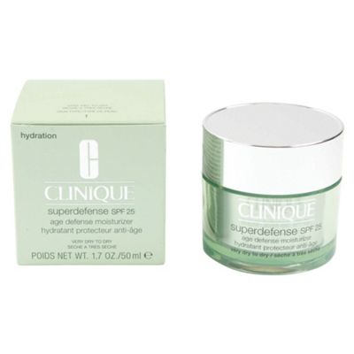 Clinique age defence moist. dry 50ml