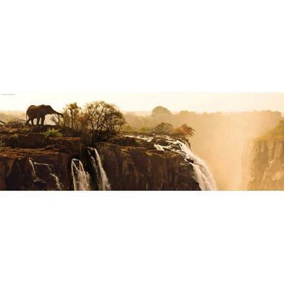 Elephant - Panoramic 1000pc Puzzle