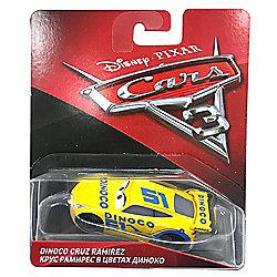 Disney Pixar Cars 3 Diecast - Dinoco Cruz Ramirez
