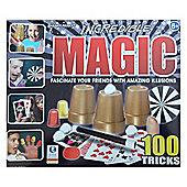 Incredible Magic 100 Tricks