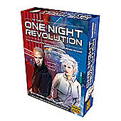 """Indie Boards and Cards """"One Night Revolution"""" Board Game"""