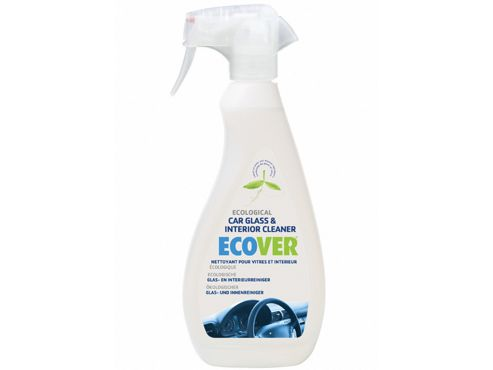 Ecover 4406 Car Glass & Interior Clean 500M