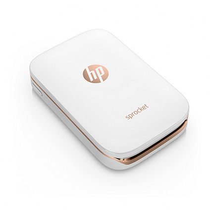 HP Sprocket Photo Printer print from your smart phone