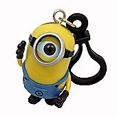 Despicable Me 2 Minion 3D Keyring - Stuart