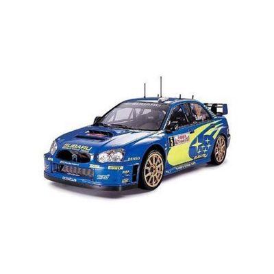 Tamiya 24281 Impreza Wrc Monte Carlo 05 1:24 Car Model Kit