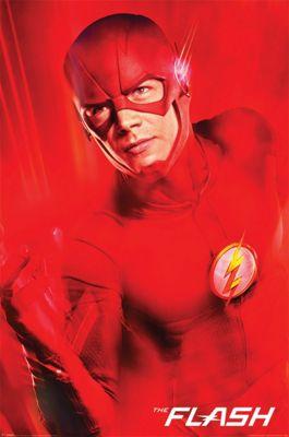 DC Comics The Flash New Destinies Poster 61x91.5cm