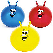 "Toyrific - Set of Two 20"" Jump 'N' Bounce Space Hoppers"