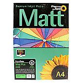 A4 PermaJet Digital Photo Paper Matt/Plus - 240gsm - 25pk