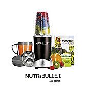 Nutribullet 600 8 Piece Juicer Blender - Black
