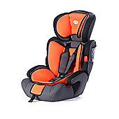 Mcc Taurus 3 in 1 Baby Child Car Safety Booster Seat (orange)