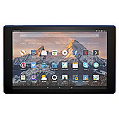 Fire HD 10 Tablet with Alexa Hands-Free, Full HD Display, 32 GB, Blue