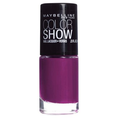 Maybelline Color Show Nail 357 Burgundy Kiss