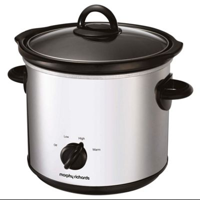Morphy Richards 48696 Round Slow Cooker 3.5L