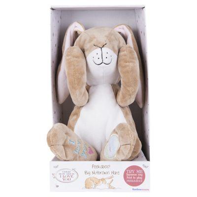 Guess How Much I Love You Peekaboo Hare