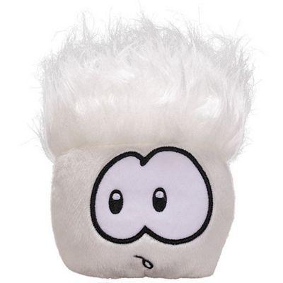 Disney Club Penguin - Puffle Series 6 White