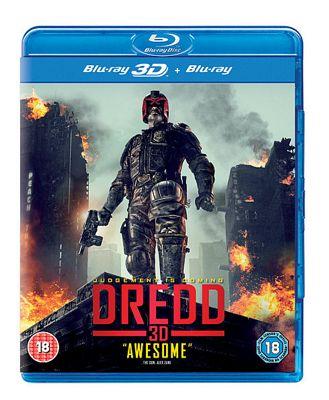 Dredd (3D Blu-ray)