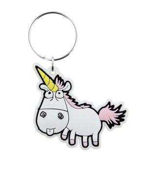 Despicable Me 3 Unicorn Keyring