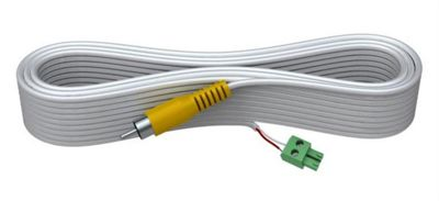 Vision TC2 10M1PHO 10m RCA White composite video cable