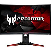 """Acer Z271 27"""" Curved 1920 x 1080 FHD 4ms Gaming Monitor"""