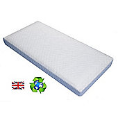PreciousLittleOne Non Allergic Deluxe Spring Interior Cot Bed Mattress (140x70)