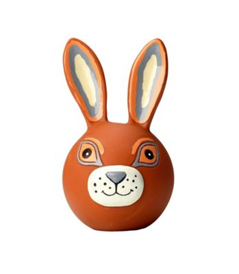 Hare Head Dog Toy