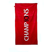 Manchester United 'Jacquard' Fc Football Printed Beach Towel