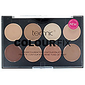 Technic Colour Fix Cream 8 Colour Foundation Contour Palette