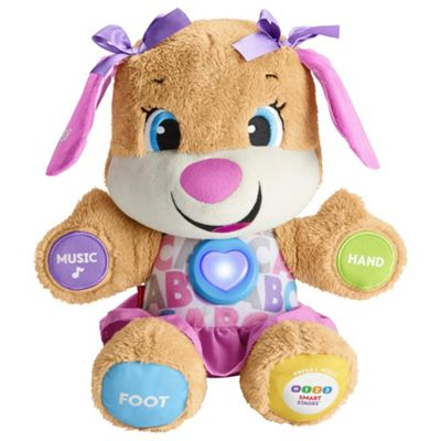 FISHER PRICE SMART STAGES PUPPY SIS