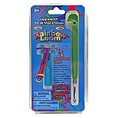 Rainbow Loom Metal Hook Tool Upgrade Kit [GREEN] Anti Counterfeit Code Included