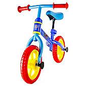 Paw Patrol Blue balance bike