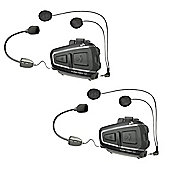 Cardo Scala Rider Q1 TeamSet/Headset│Motorcycle / Bike Bluetooth Helmet Intercom