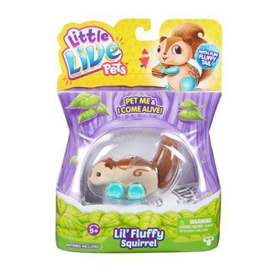 Little Live Pets Fluffy Friends Series 1 - Donutty