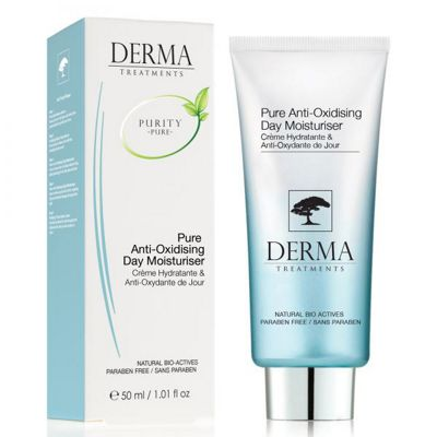 Derma Treatments Pure Anti-Oxidising Day Moisturiser 50ml