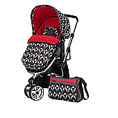 Obaby Chase with Safety Mosquito Net - Eclipse