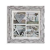 Beachcomber Framed Print 40cm x 40cm