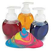 Foam Paint Bottles for Children/Adult Craft Projects - Creative Painting Kit for Kids (Set of 3)