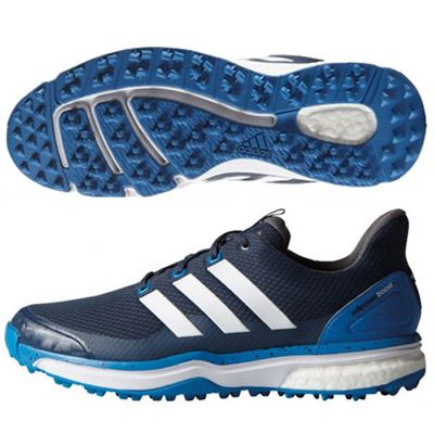 adidas Performance Mens Adipower S Boost 2 Waterproof Golf Shoes - 6.5