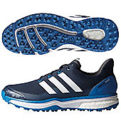 adidas Performance Mens Adipower S Boost 2 Waterproof Golf Shoes - Blue