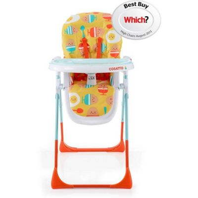 Cosatto Noodle Supa Highchair (Egg & Spoon)