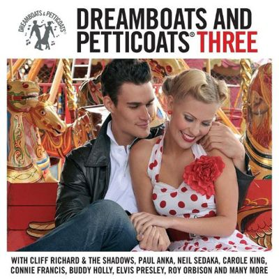Dreamboats & Petticoats 3 (2CDs)