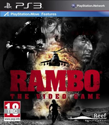 Rambo The Videogame (PS3)
