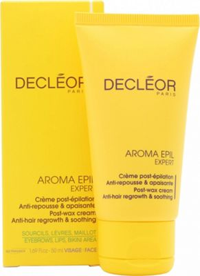 Decleor Aroma Epil Post-Wax Cream Anti-Hair Regrowth & Soothing 50ml