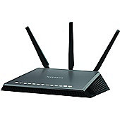 Netgear D7000 Nighthawk AC1900 Dual Band 600+1300 Mbps Wireless (Wi-Fi) VDSL/ADSL Modem Router