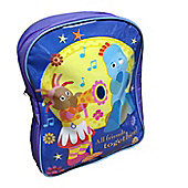 In the Night Garden Rucksack Bag