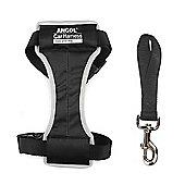 Ancol Dog Car Harness Black Large