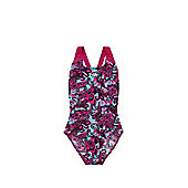 Speedo Endurance®+ Astro Pop Print Swimsuit - Multi