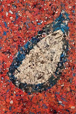 Spider-Man Eye Montage Poster 61 x 91.5cm