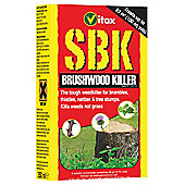Vitax SBK Brushwood Killer - Kills Tough Weeds / Tree Stumps - 1L