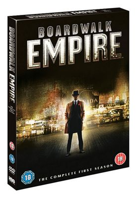 Boardwalk Empire - Series 1 - Complete (DVD Boxset)